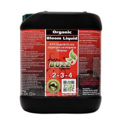 BUZZ Liquids Organic Bloom 5 Liter