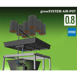 growSYSTEM Air-pot 0.8