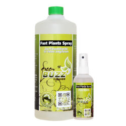 BUZZ Liquids Fast Plant Spray