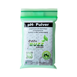 BUZZ Liquids ph-Pulver 100g
