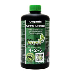 BUZZ Liquids Organic Grow 500ml