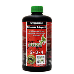 BUZZ Liquids Organic Bloom 500ml