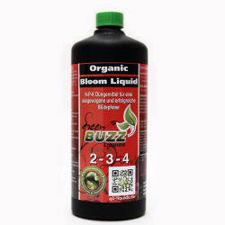 BUZZ Liquids Organic Bloom 1 Liter