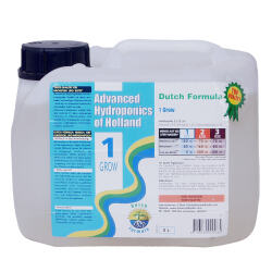 Advanced Hydroponics GROW 5 Liter