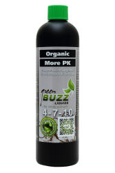Green Buzz Liquids Organic More PK 250ml