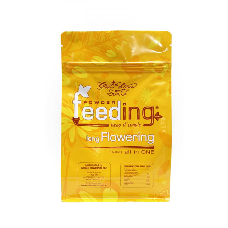 Powder Feeding long flowering