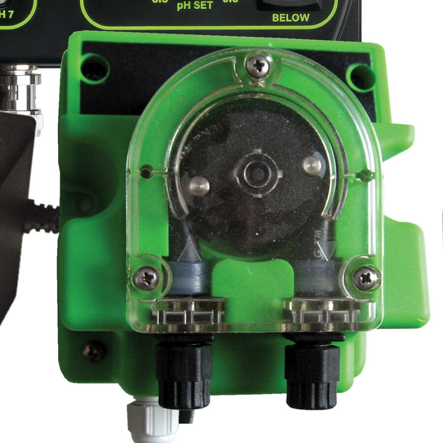 Milwaukee MC720 Set, pH Monitor mit Dosierpumpe